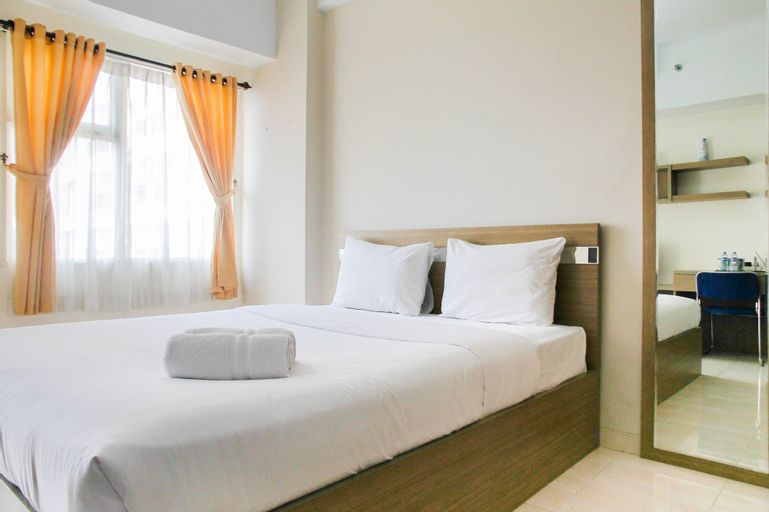 Elegant Studio Apartment Margonda Residence 5 By Travelio, Depok