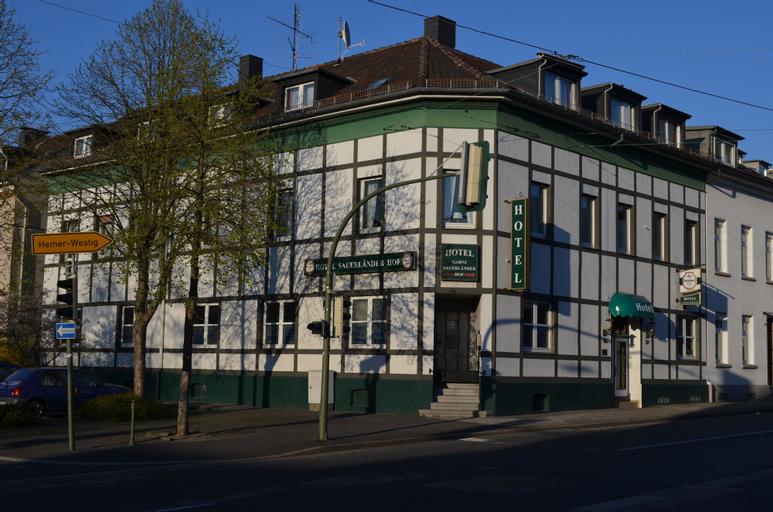 Hotel Sauerländer Hof Iserlohn, Märkischer Kreis