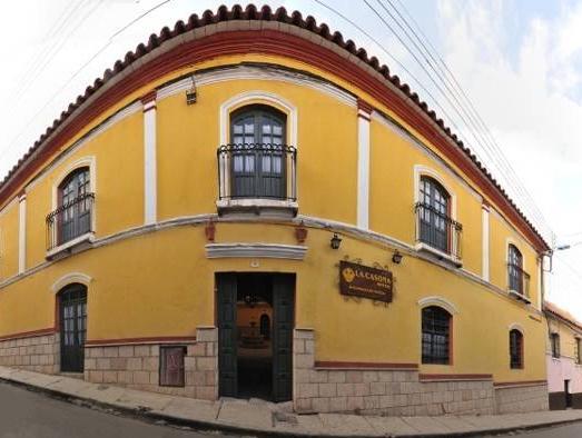 Hostal La Casona Potosi, Tomás Frías