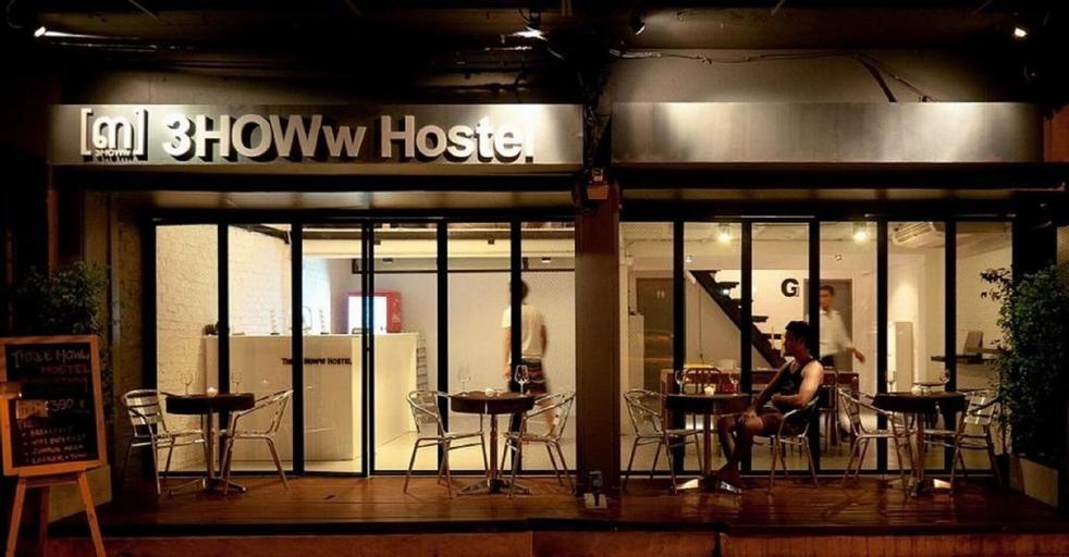 3 Howw Hostel at Khaosan, Phra Nakhon