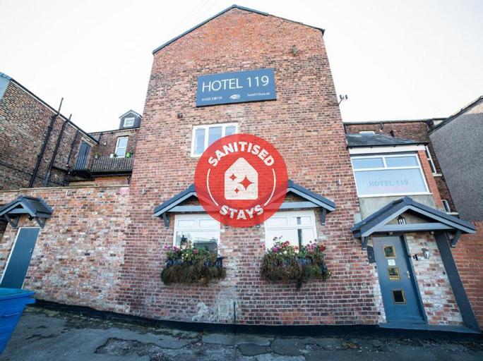 OYO Hotel 119, Darlington
