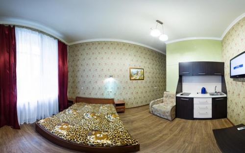 Rymarska ApartHotel, Kharkivs'ka