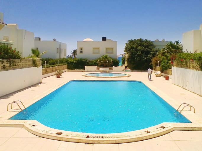 Apartment With one Bedroom in Nabeul, With Shared Pool and Wifi - 50 m From the Beach, Hammamet