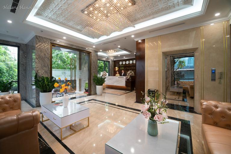 Hillary Hanoi Hotel, Cầu Giấy