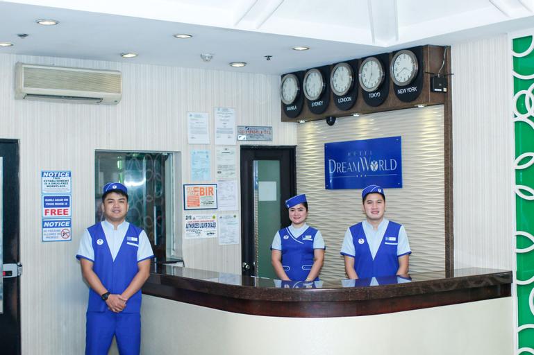 Hotel DreamWorld Araneta Cubao, Quezon City