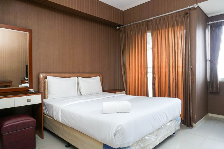Beautiful Studio at Cosmo Terrace Apartment, Central Jakarta