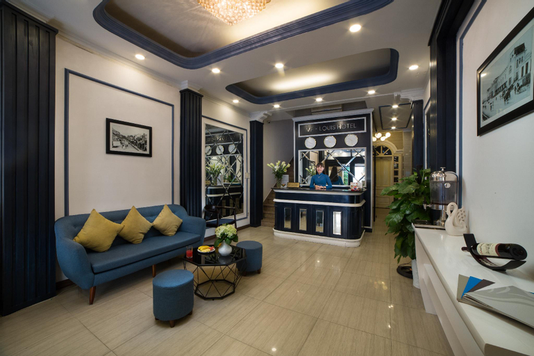MF Louis Hotel, Hoàn Kiếm