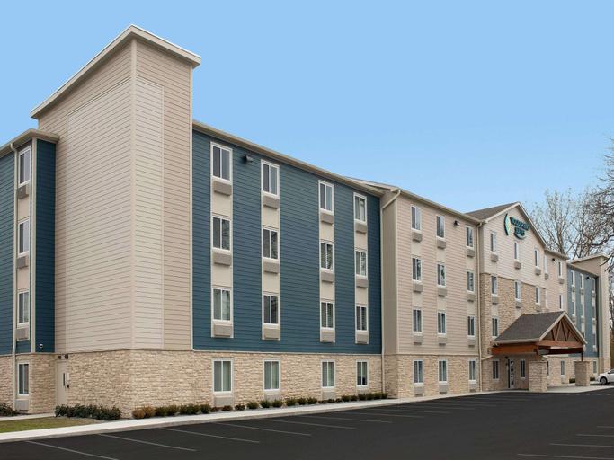 WoodSpring Suites Williston, Williams