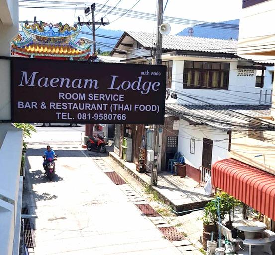 Maenam Lodge, Ko Samui