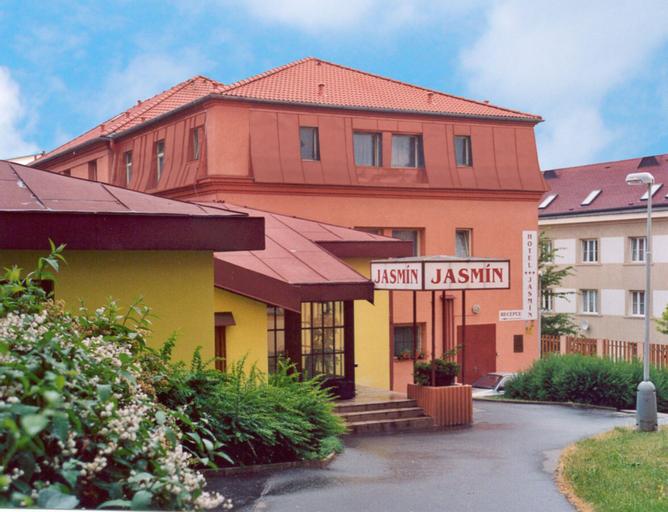 EA Hotel Jasmín, Praha 8