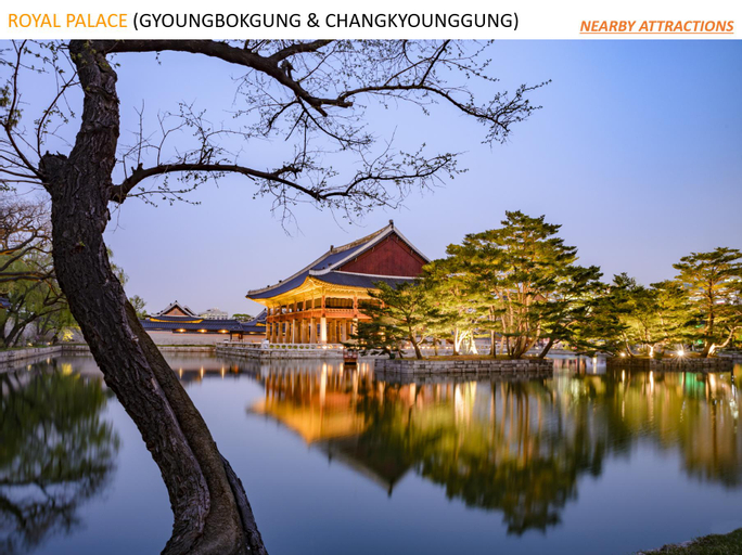 I'm Green Healing house., Seongbuk