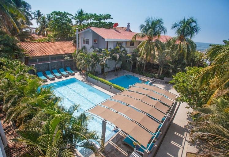 Hotel Roca Sunzal, Tamanique