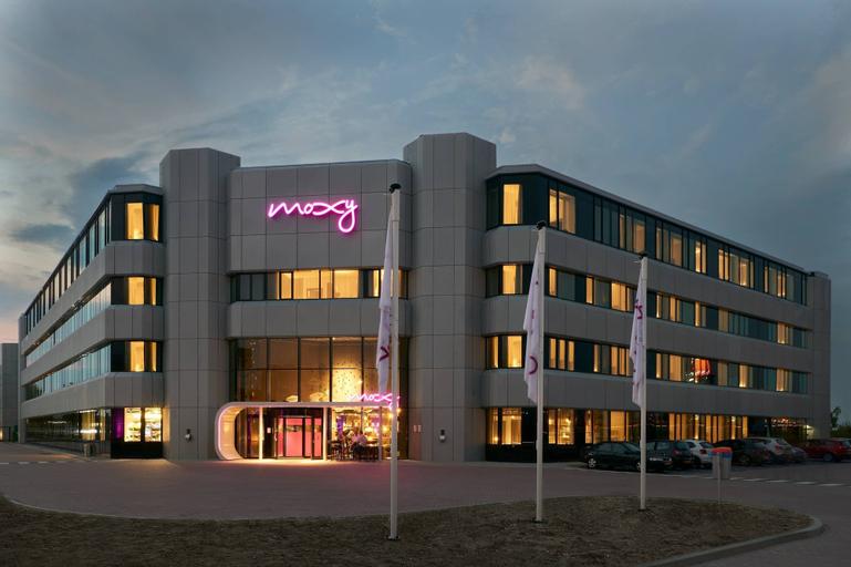 Moxy Amsterdam Schiphol Airport, Haarlemmermeer