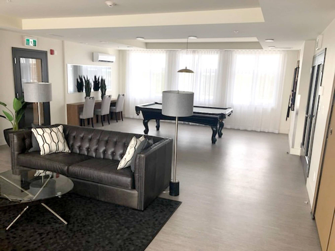 Apartment With one Bedroom in Brossard, With Furnished Terrace and Wifi, Champlain