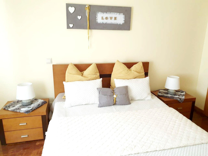 Apartment With 2 Bedrooms in Braga, With Furnished Balcony and Wifi, Braga