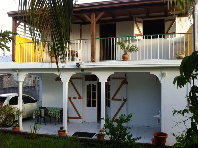 House With 2 Bedrooms in Le Moule, With Enclosed Garden and Wifi - 2 k, Le Moule