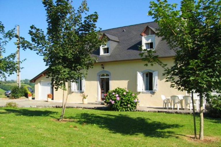 House With 3 Bedrooms In Arthez-D'asson, With Wonderful Mountain View And Furnished Garden, Pyrénées-Atlantiques