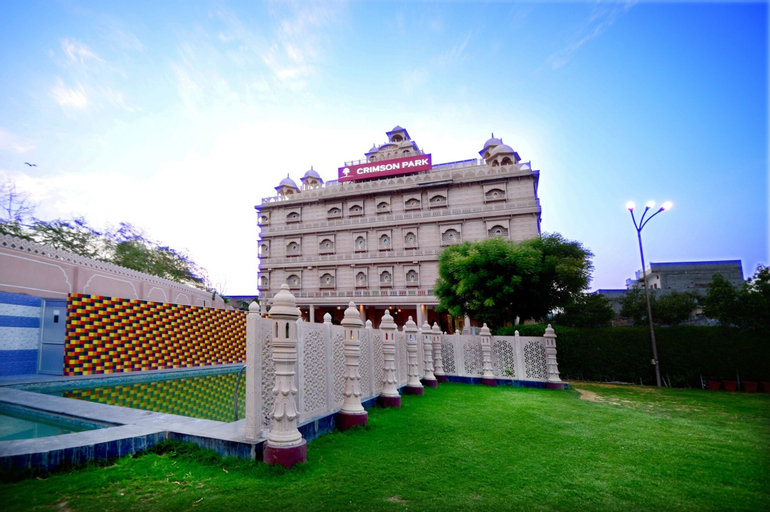 Crimson Park - The Heritage, Jaipur