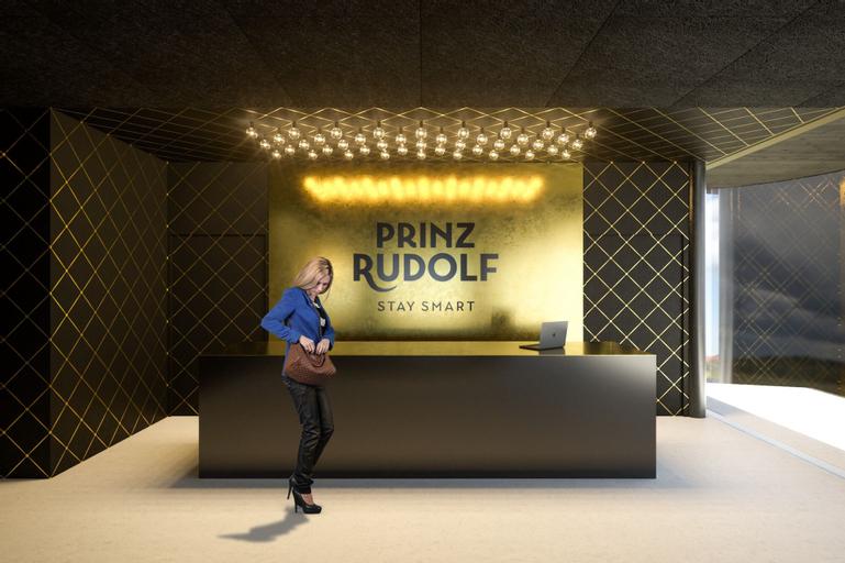 Prinz Rudolf Smart Hotel, Bolzano