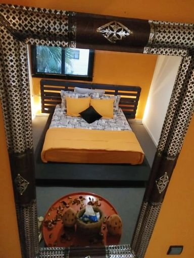 Apartment With 3 Bedrooms in Rabat, With Enclosed Garden and Wifi - 3 km From the Beach, Rabat