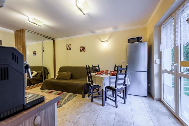Apartament Kawowy - Apartamenty 5d, Lubań