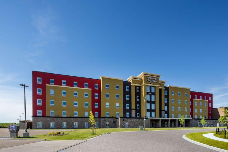 Hampton Inn & Suites Edmonton St. Albert, AB, Division No. 11