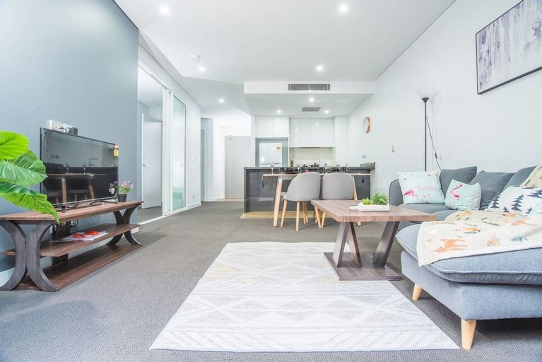 Stunning And Cozy Apartment In Heart Of Mascot, Botany Bay