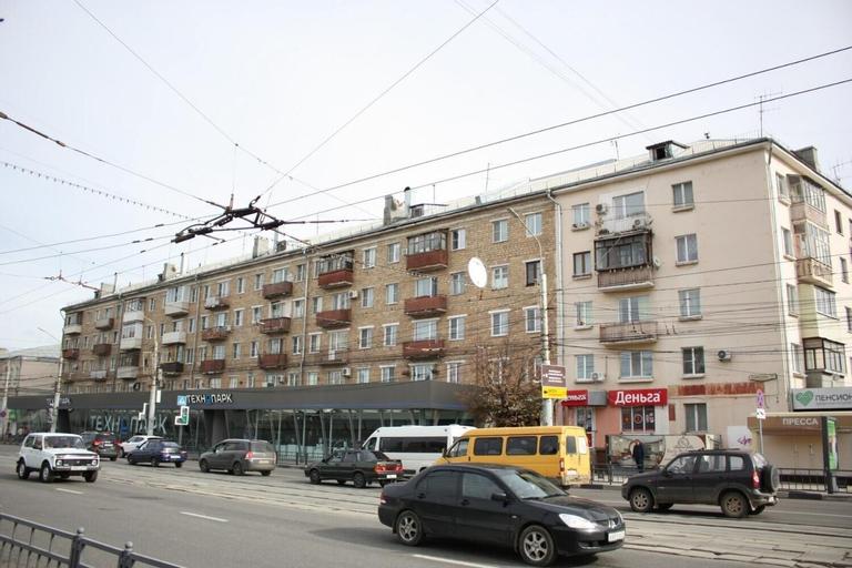 Apartment on Sovetskaya 17 A, Tambovskiy rayon