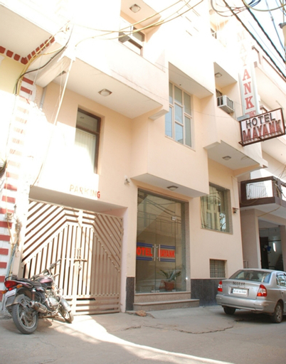 Airport Hotel Mayank Residency, West