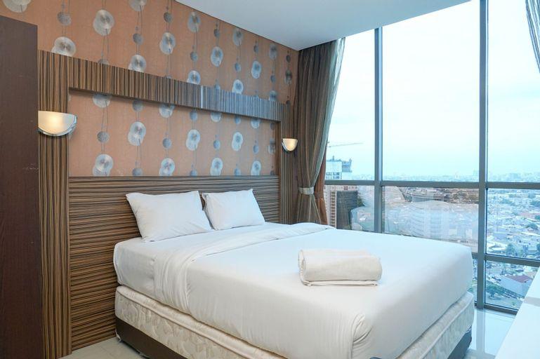 Comfy 1BR @ GP Plaza Apartment, Central Jakarta