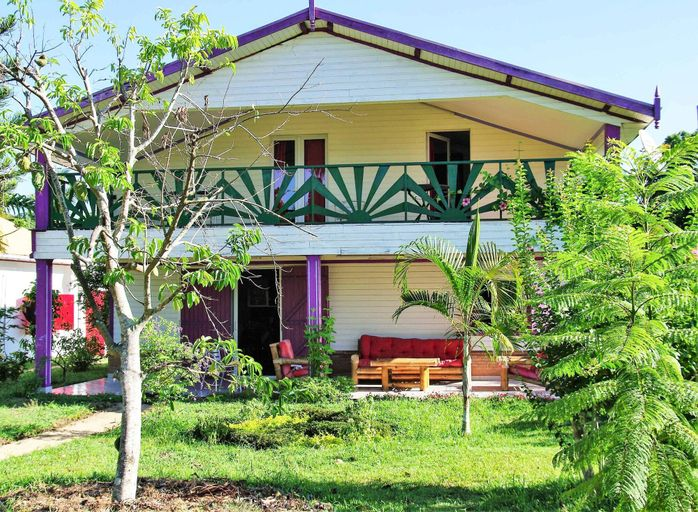 Villa With 4 Bedrooms in Foulpointe Madagascar, With Wonderful sea View, Enclosed Garden and Wifi, Atsinanana