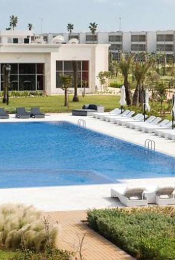Apartment With one Bedroom in El Jadida, With Shared Pool, Enclosed Garden and Wifi - 10 m From the Beach, Settat