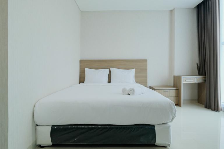 Modern Brooklyn Studio Apartment near IKEA Alam Sutera, Tangerang Selatan