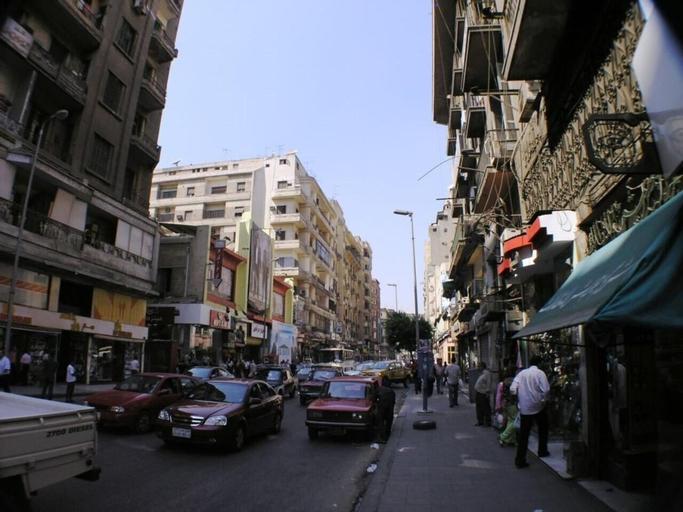 Cheers Hostel Cairo, Qasr an-Nil