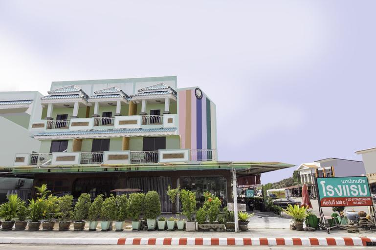 OYO 75314 Mountain Beach, Muang Prachuap Khiri Khan