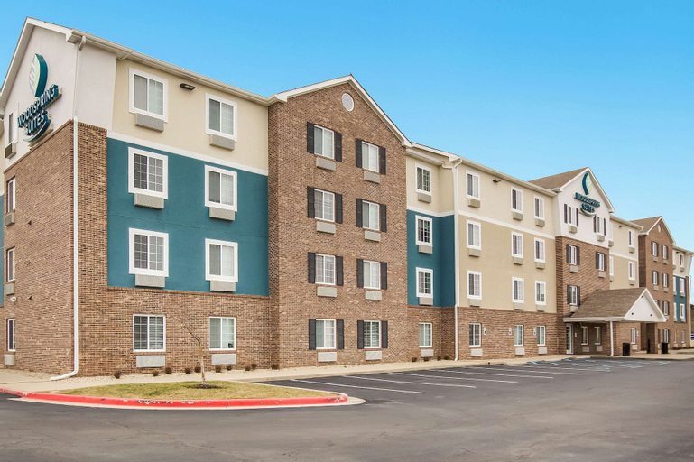 WoodSpring Suites Indianapolis Airport, Marion
