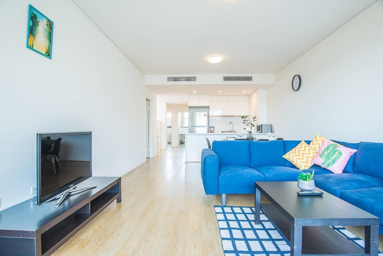 Stylish & Minimalism 3bd apartment in North Ryde, Ryde