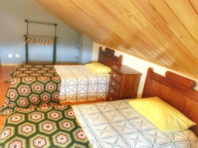 Chalet With 2 Bedrooms in Vieira do Minho, With Wonderful Lake View, Enclosed Garden and Wifi - 40 km From the Beach, Vieira do Minho