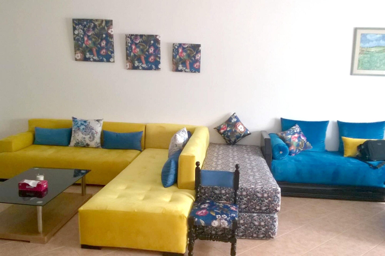 House With 3 Bedrooms in Skhirat, With Shared Pool, Enclosed Garden and Wifi, Skhirate-Témara