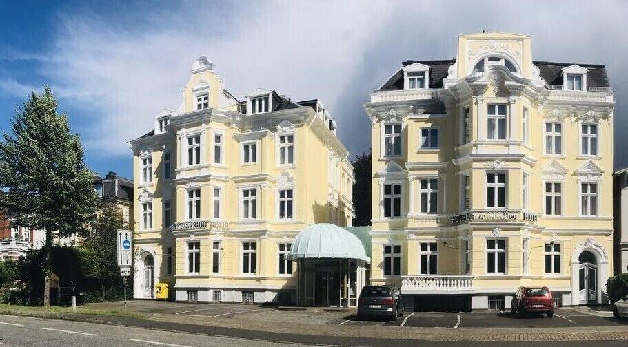 Hotel Kaiserhof Deluxe, Lübeck
