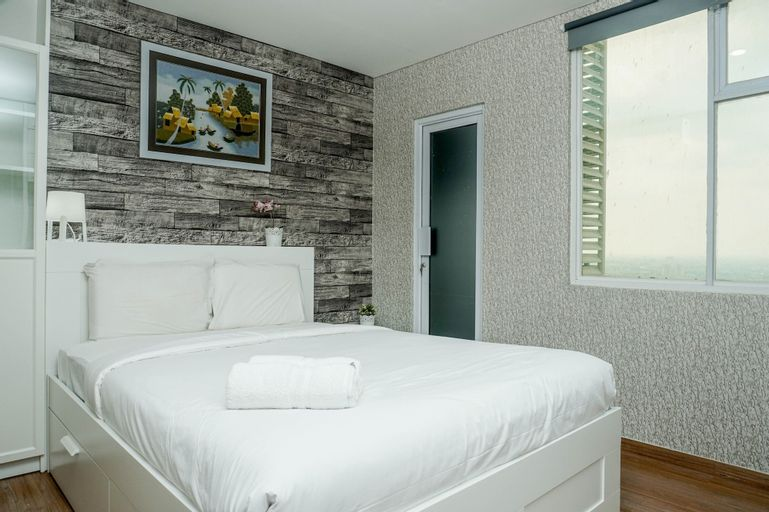 Comfortable and Cozy 1BR at Gallery West Apartment, Jakarta Barat
