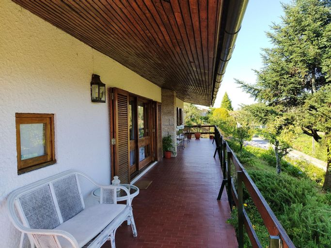 House With 3 Bedrooms in Amarante, With Wonderful Mountain View, Furnished Terrace and Wifi, Amarante