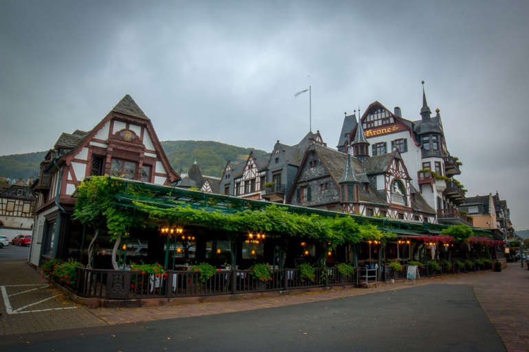Hotel Krone Assmannshausen, Rheingau-Taunus-Kreis