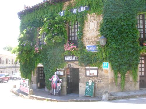 Hotel Santillana, Cantabria