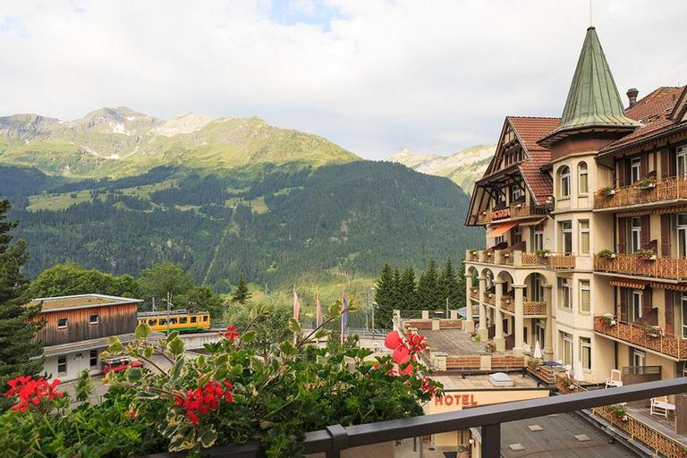 Hotel Victoria-Lauberhorn (Pet-friendly), Interlaken