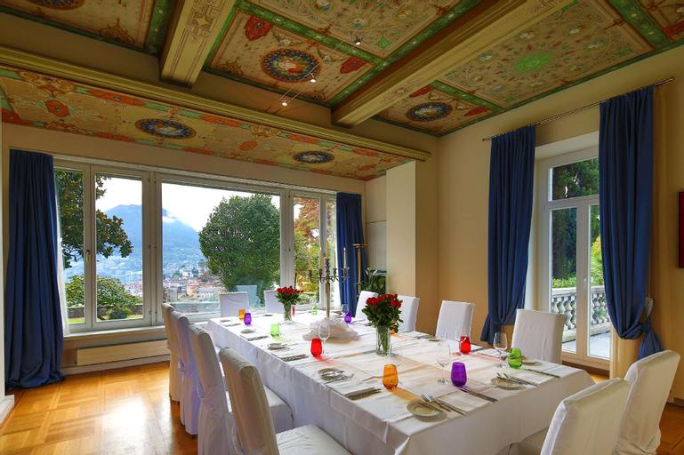 Villa Sassa Hotel And Spa (Pet-friendly), Lugano
