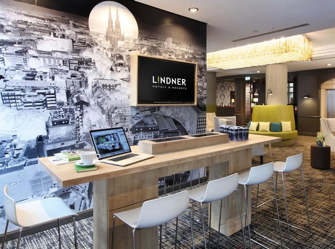 Lindner Hotel City Plaza, Köln