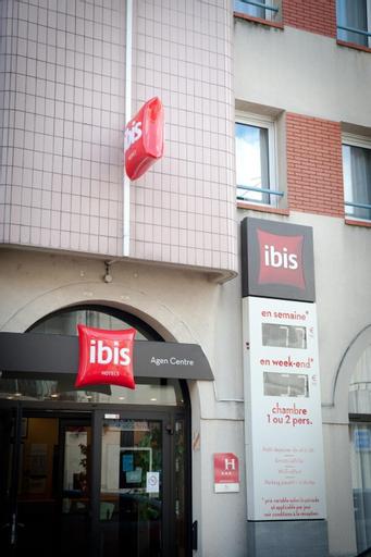 ibis Agen Centre, Lot-et-Garonne