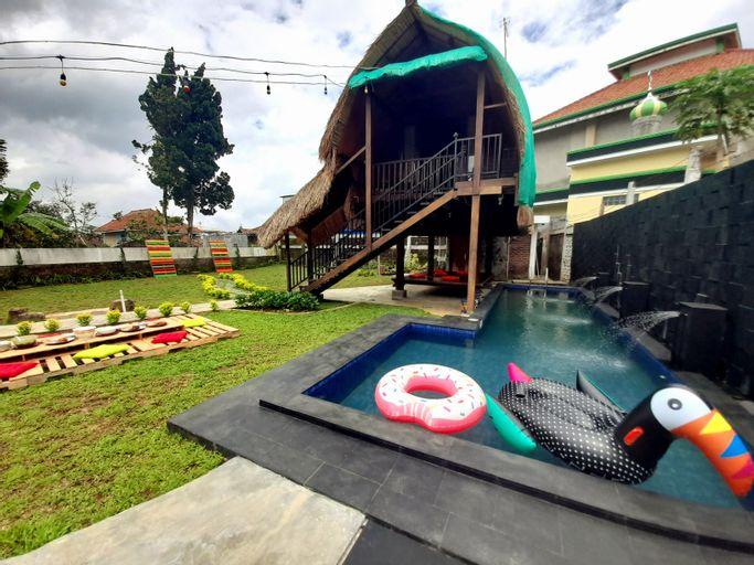 Villa AFI Cipanas 4BR-15person, Cianjur