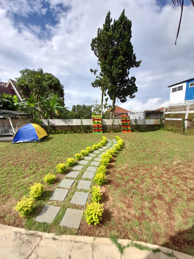 Villa AFI Cipanas 4BR-15person, Bogor